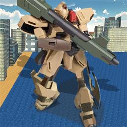 机器人变形战机
