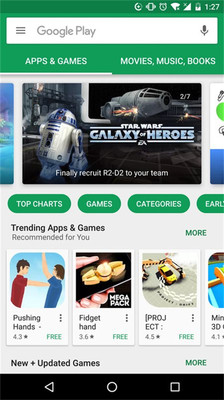 google play商店最新版