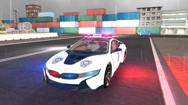 911警车模拟器