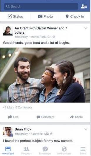 脸书安卓版