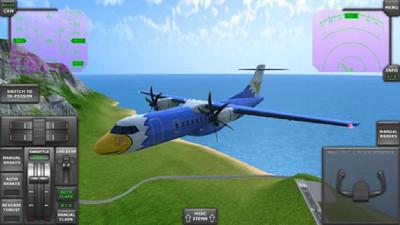 真实飞行模拟器3D