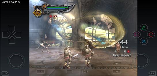 呆萌PS2模拟器全解锁版