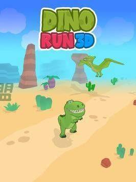 恐龙赛跑3D中文版