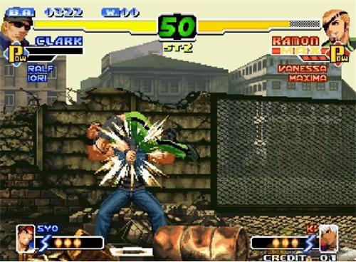 拳皇2000手机版