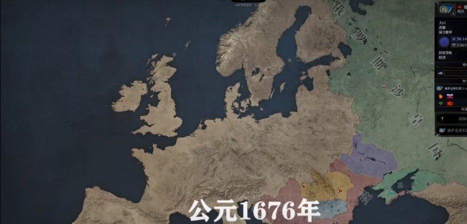 文明时代2王约朕即国家