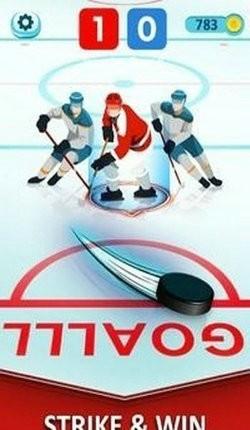 冰球竞技比赛
